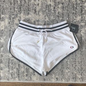 Champion terry cloth shorts